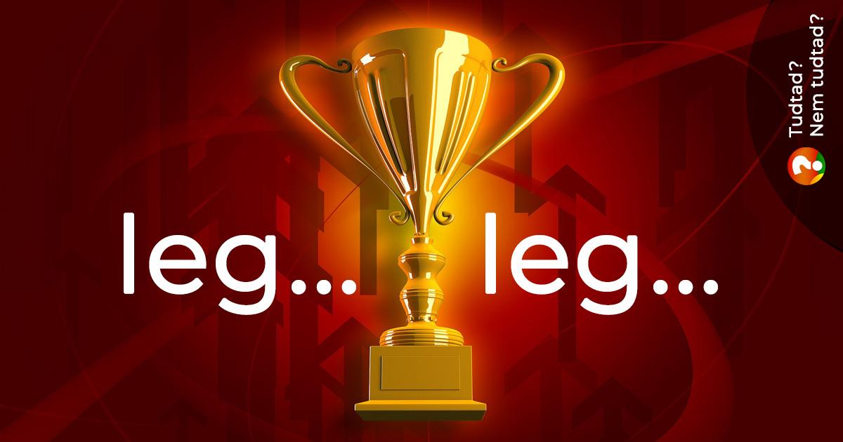 Leg... leg...
