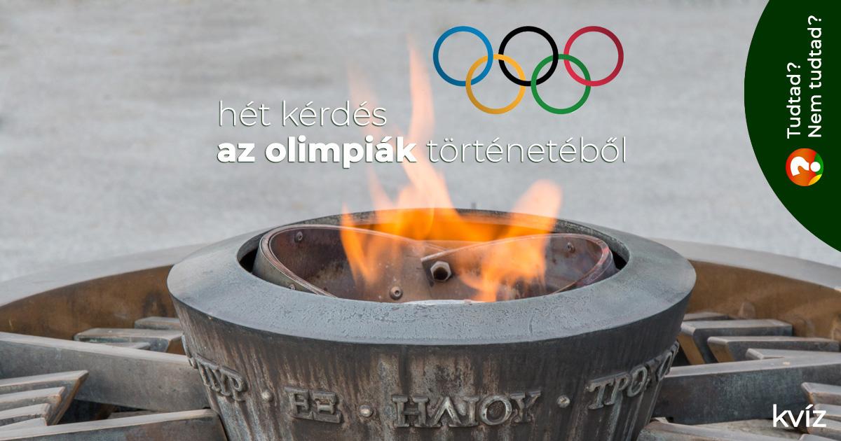 Olimpiai kvíz