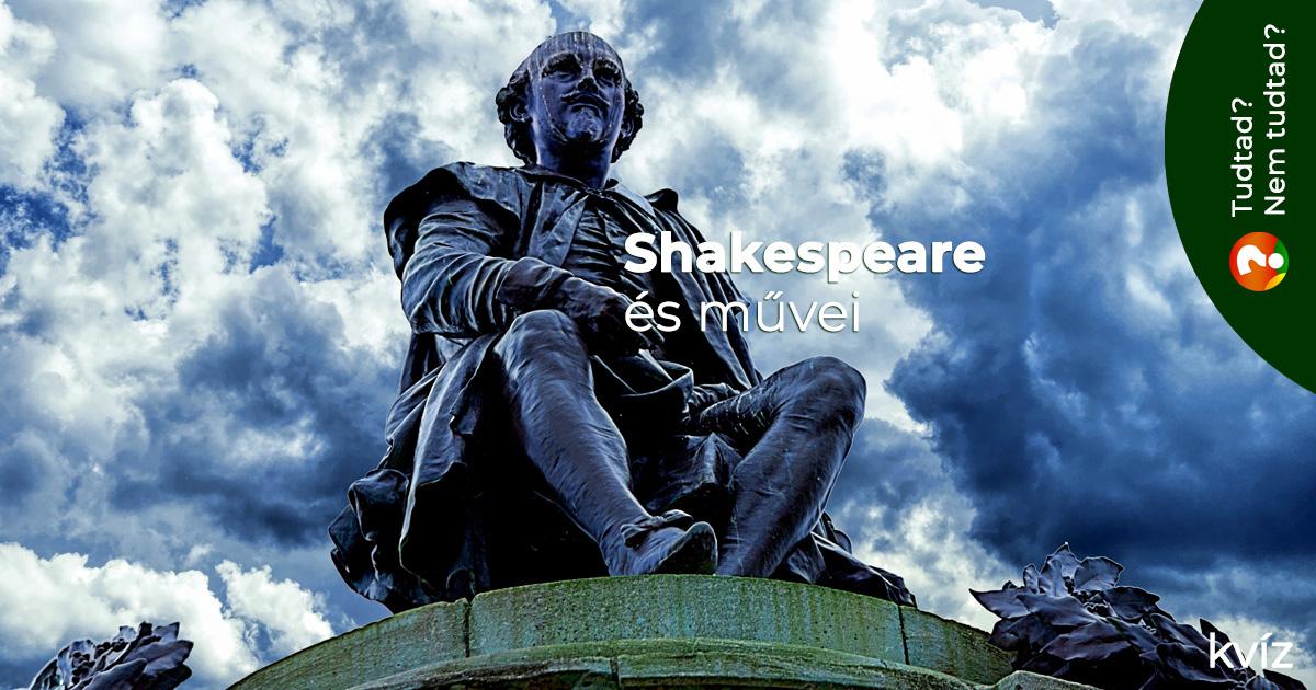 Shakespeare-kvíz