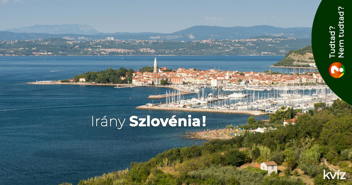 Irány Szlovénia!