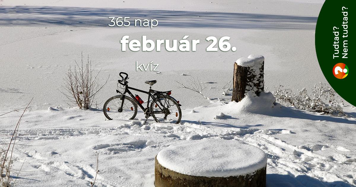 Kvíz - február 26.